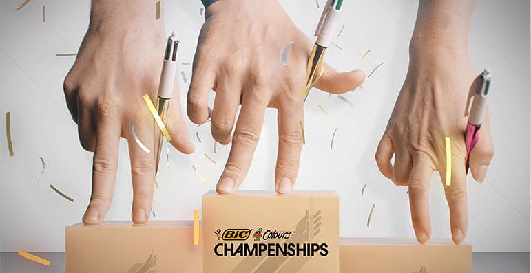 BIC- 4 Colour World Champenships