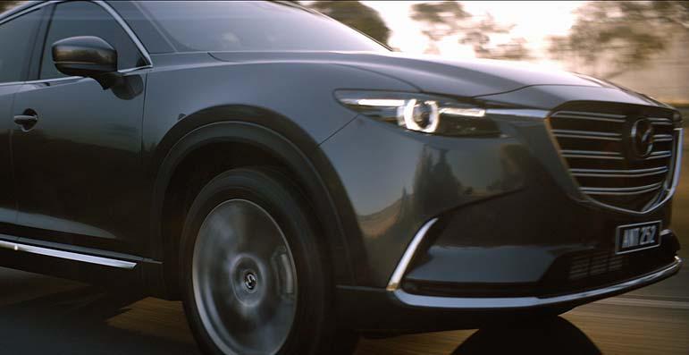 Mazda GO
